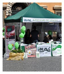 INAC in piazza