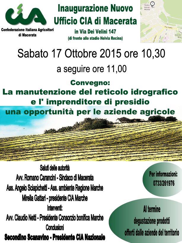 Inaugurazione 17 ottobre