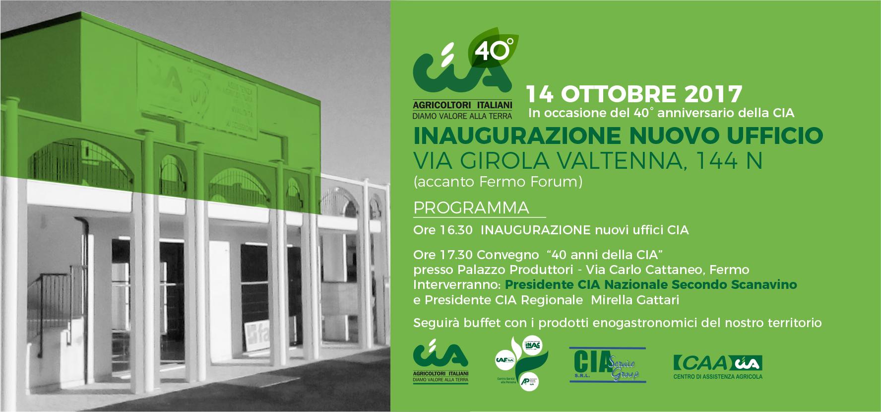 inaugurazione ufficio fm_invito