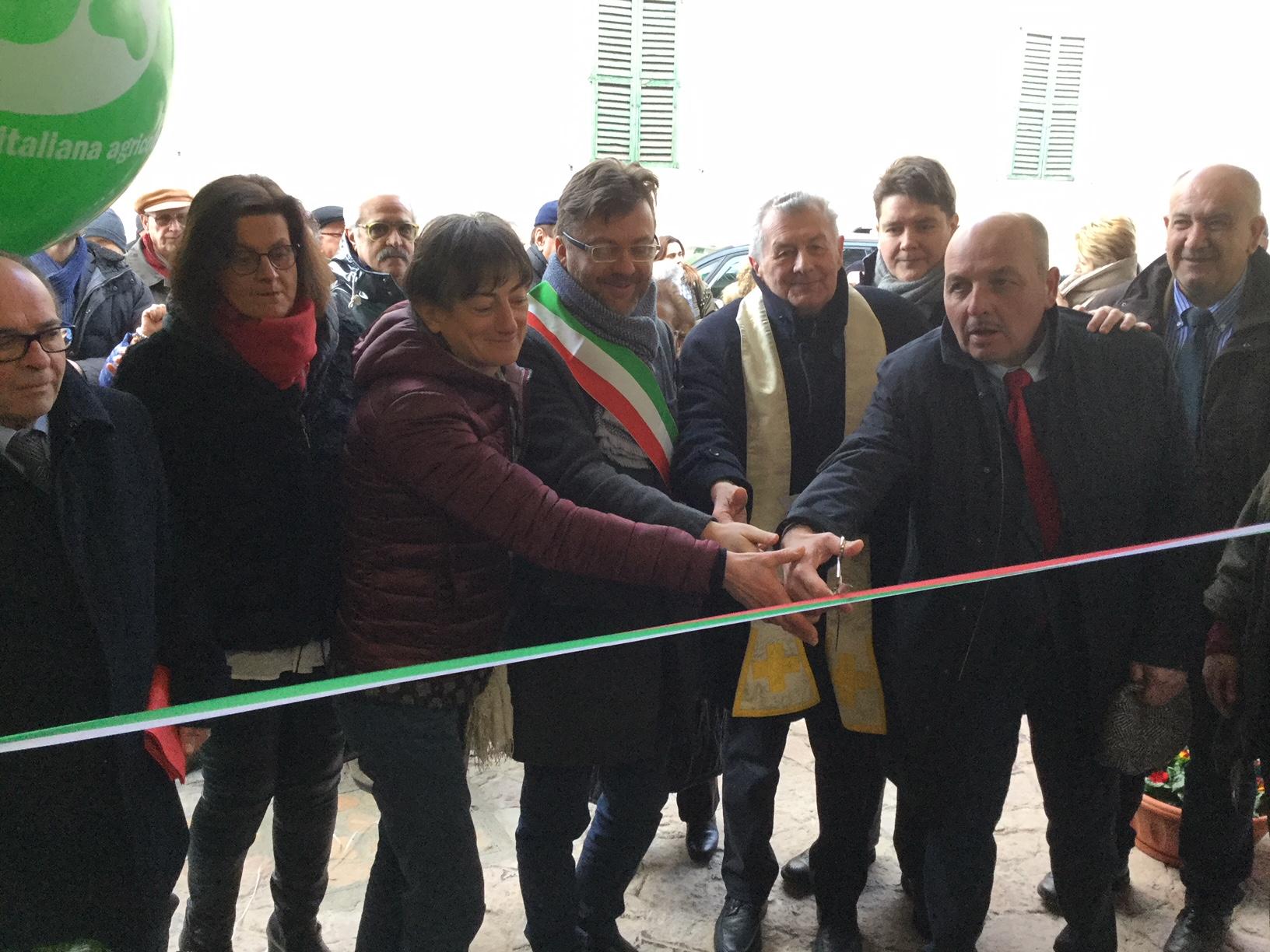 Inaugurazione Arcevia